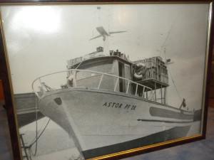 Astor la barca di Silverio