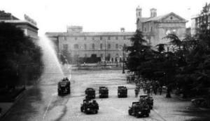 I fatti di Reggio Emilia del 7 luglio 1960