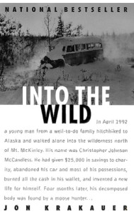Into the wild. Book