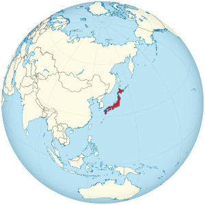 Japan. Profilo dell'isola