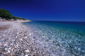 Marina a Chios. Grecia