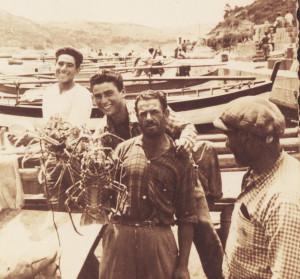 Pescatori a La Galite