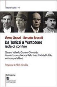 Terlizzi Ventotene. Libro