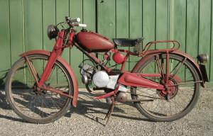 Vecchio motorino