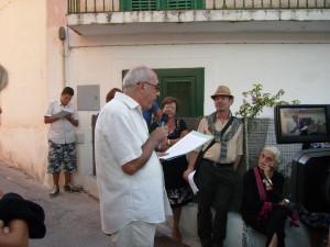 Franco Ferraiuolo: Magri politico, intellettuale, sciupafemmine, sposo di una donna di Ponza