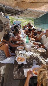 4. Il pranzo insieme