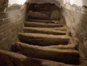Catacombe ebraiche. Venosa PZ. III-IV sec d.C