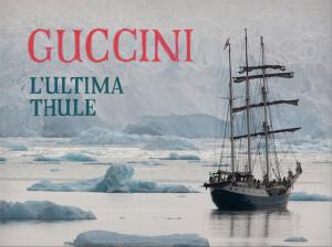 Copertina del più recente lavoro di Guccini. L'ultima Thule