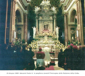 Giovanni Paolo II. 1989