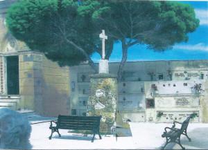 Il cimitero di Ponza