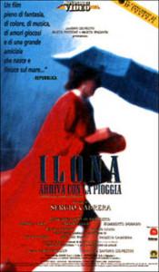 Ilona arriva con la pioggia. Il film