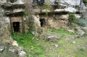 Necropoli preistorica del Marcellino. Melilli SR
