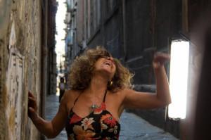 Pietra-Montecorvino in una immagine dal film Passione