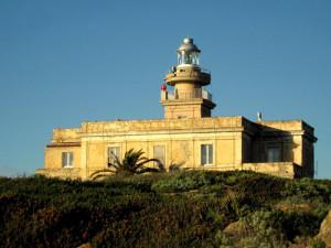 San Giovanni Sinis. Il faro di Capo San Marco