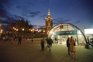 Varsavia. Metro
