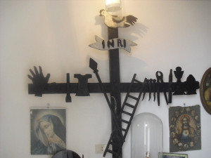 3. I simboli sulla Santa Croce. Part