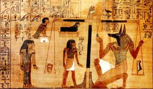 Anubis. Tradizioni antico Egitto