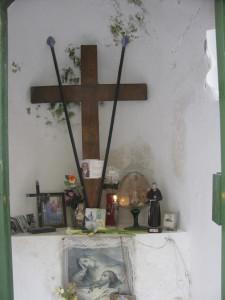 Croce Musella. Interno
