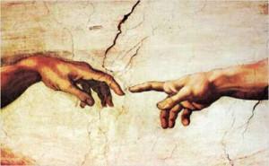 Dalla Creazione di Michelangelo