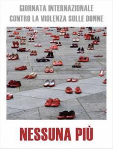 Giornata Internazione contro la violenza sulle donne