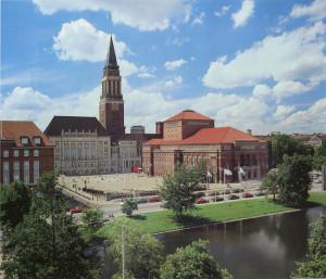 Il campanile di Kiel