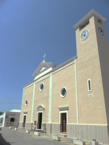 La Chiesa de Le Forna