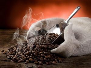 La miscela speciale di caffè tostato