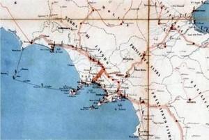 Linea telegrafica sottomarina