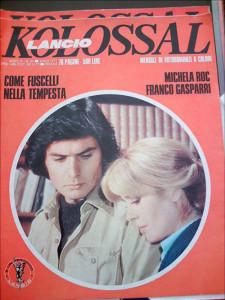 Michela Roc e Franco Gasparri