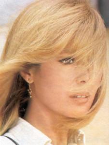 Michela Roc nei suoi anni d'oro