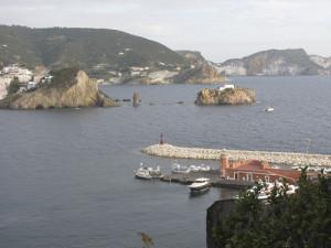 Panorama da fuori.Dx. Porto