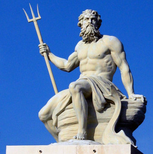 Poseidon sculpture_Copenhagen