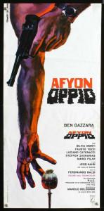 Locandina Afyon Oppio