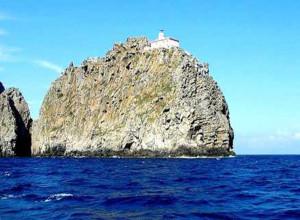 Faro della Guardia. Isola_di_Ponza