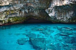 Grotta del Presepe. Isole Egadi