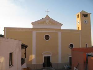 La Chiesa delle Forna