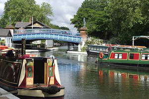 London. Little Venice
