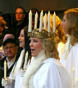Lucia di Svezia
