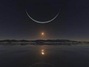 Luna calante. Viene il buio