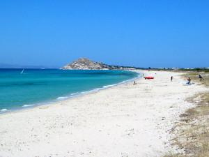 Naxos. Spiaggia.2