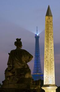 Parigi. Obelisco di Ramses II