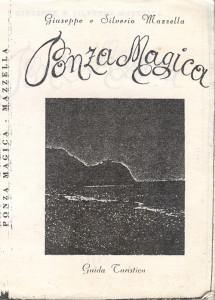 Ponza Magica. Copertina