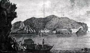 Ponza precoloniale