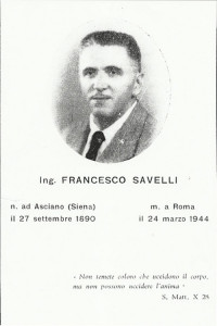 Prece ing. Savelli