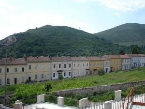 San Leucio villaggio