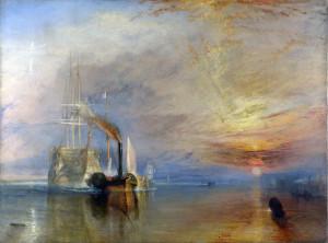 Turner J. M. W. The Fighting Téméraire