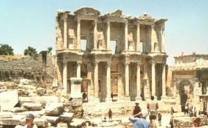 resti del tempio