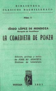 Comedieta de Ponza. Verde