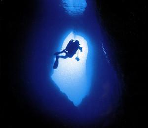Grotta Cattedrale a Palinuro