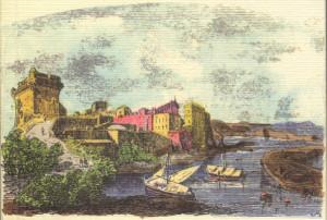Immagine del Porto in una vecchia stampa